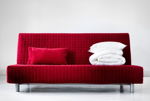 Or Maybe It Would Be Wise To Invest In A Sofa Bed So If Anyone Wants To Crash They Have A Bed That Is Also The Co Ikea Sofa Bed Ikea