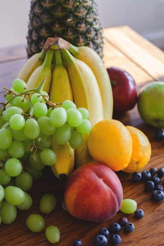 Nombre de calories dans les fruits