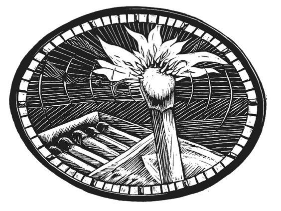As gravuras do artista Maurício Castro são expostas na Casa do Cachorro Preto até 24 de agosto. Saiba mais