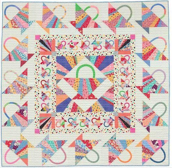Blockheads ~ Block 15 – modafabrics