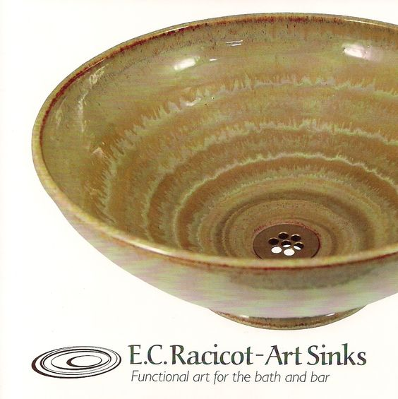 Ed Racicot Art Sinks   Small Bathroom Sinks   Hand Painted Sinks   Old Fashioned Bathroom. Ed Racicot Art Sinks   Small Bathroom Sinks   Hand Painted Sinks