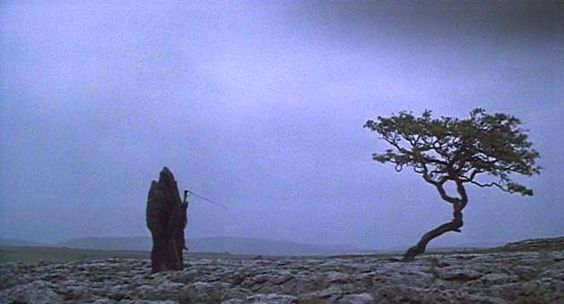 """The Grim Reaper from the Monty Python movie """"The Meaning of Life"""" (1983)"""