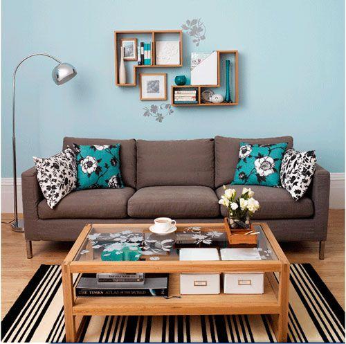 Sofa Verde Como Combinar