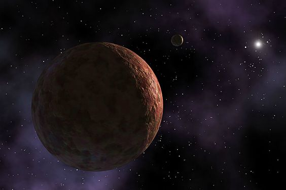 Scientists report the discovery of the most distant dwarf planet, which may join a club of solar system objects whose orbits cannot yet be explained.