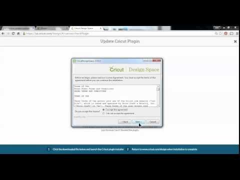 Cricut Design Space And Google Chrome And Plugin Update