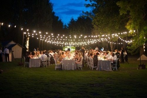 Outdoor Wedding Package Hire In 2020