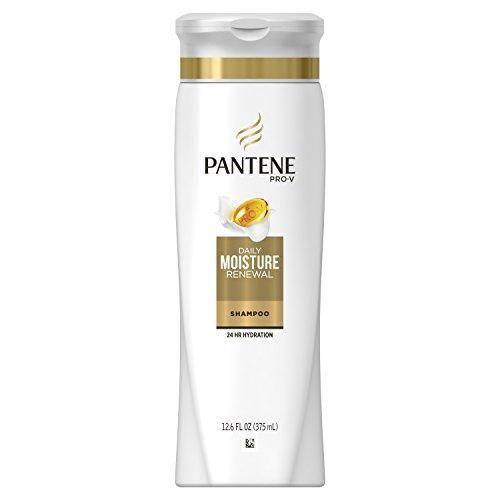 Pantene Pro V Daily Moisture Renewal Hydrating Shampoo 12 6 Fluid Ounce Hydrating Shampoo Shampoo Pantene