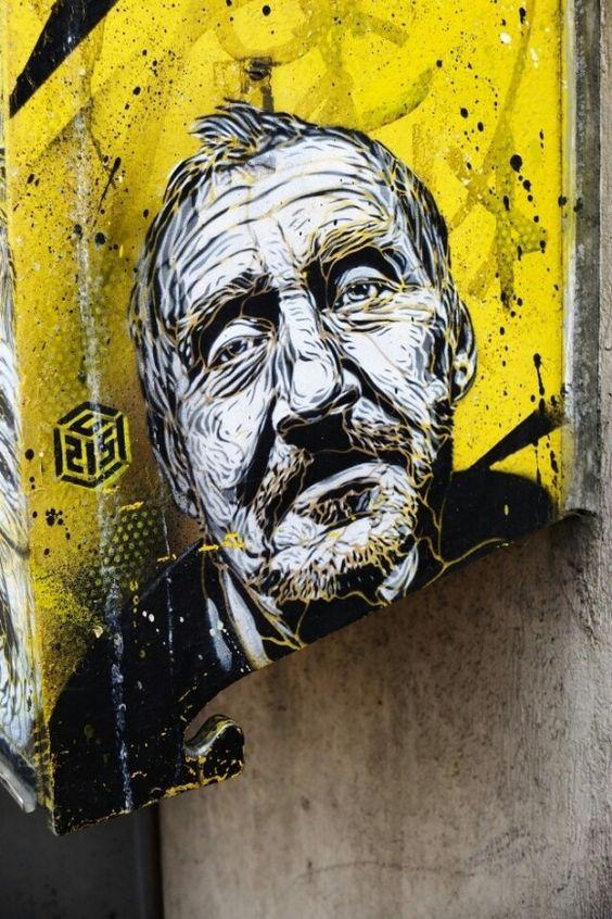 Urban Artists : The Art of C215 - Mr Pilgrim #streetart #graffiti #c215 #urbanart - www.mrpilgrim.co.uk