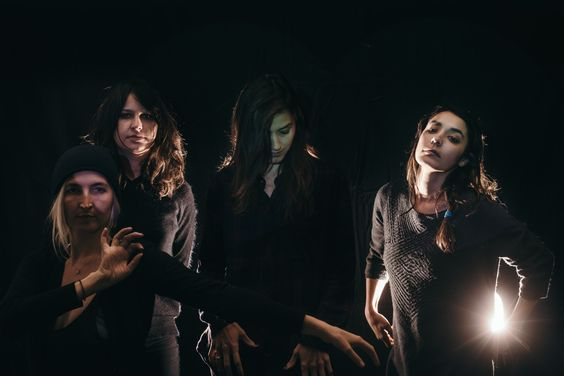 Warpaint | Four-Headed Monster - 52 Insights