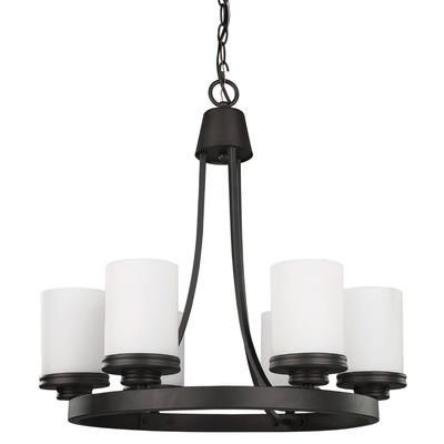 (CLICK IMAGE TWICE FOR UPDATED PRICING AND INFO) #home #ceiling #homeimprovement #homedecor #lighting  #lights #lightandfixture #chandeliers see more chandeliers at http://www.zbrands.com/Chandeliers-C35.aspx -Canarm Chandeliers - Jackson 6 Light Chandelier