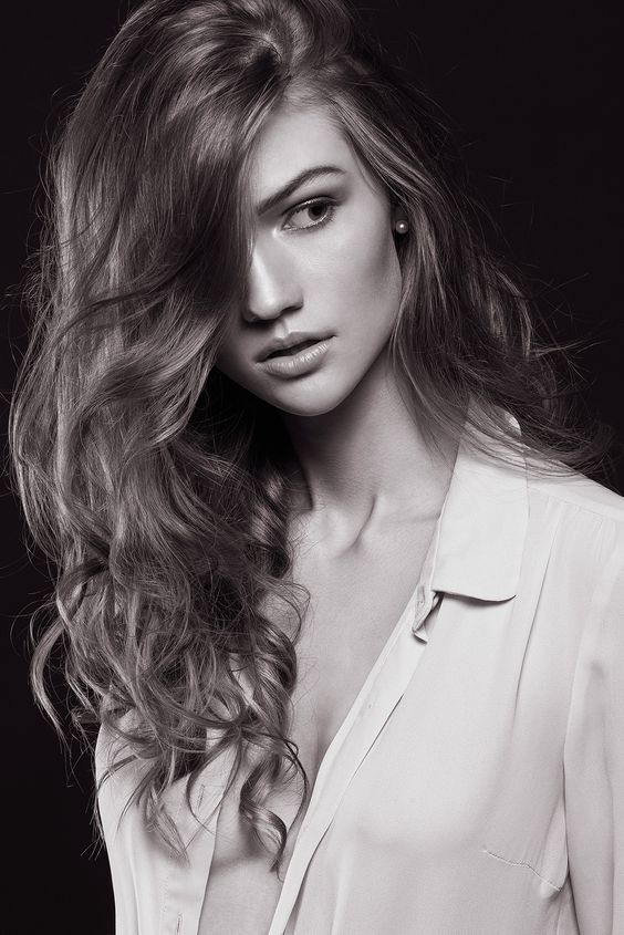 #model #woman #photography #blackandwhite