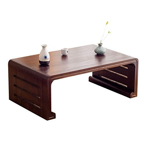 End Tables Bed Table Solid Wood Tatami Coffee Table Home Bay Window Table Small Table Low Table Balcony Bed Desk Study Tab Coffee Table Window Table End Tables
