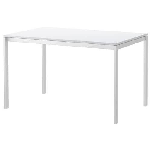 MELLTORP Table white 49 14x29 12
