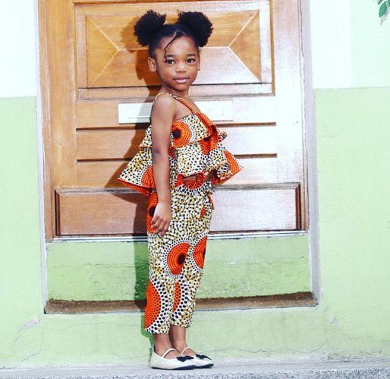Kids African Fashion
