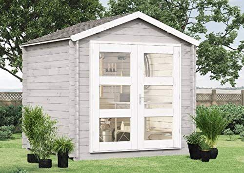 Alpholz Geratehaus Holz Mit Boden 270 X 210cm Gartenhaus Mit Dachpappe Gerateschuppen Naturbelassen Ohne Farbbehandlung 27 Gartenhaus Haus Gartenhaus Holz