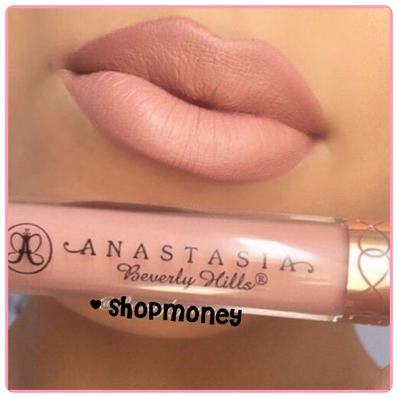 Authentic•Pure Hollywood•Matte This color is great for everyday. Stays on until you take it off. Lip liner is not required. This is authentic and price is firm. no trades Anastasia Beverly Hills Makeup Lipstick