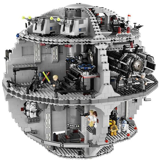 17 best images about lego deathstar lego sets in the attic and the attic. Black Bedroom Furniture Sets. Home Design Ideas