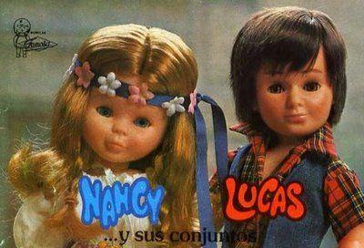 Nancy y Lucas...qué gran pareja!!!