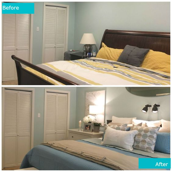 This Master Bedroom Needed A Lot Of Love To Make It The Calm Sanctuary This Family Wanted