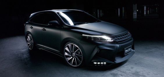Toyota Harrier by Wald International