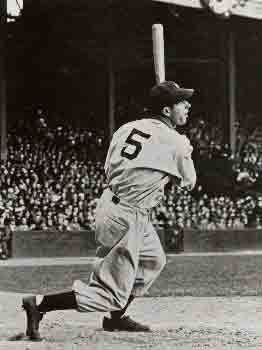 #5 Joe DiMaggio