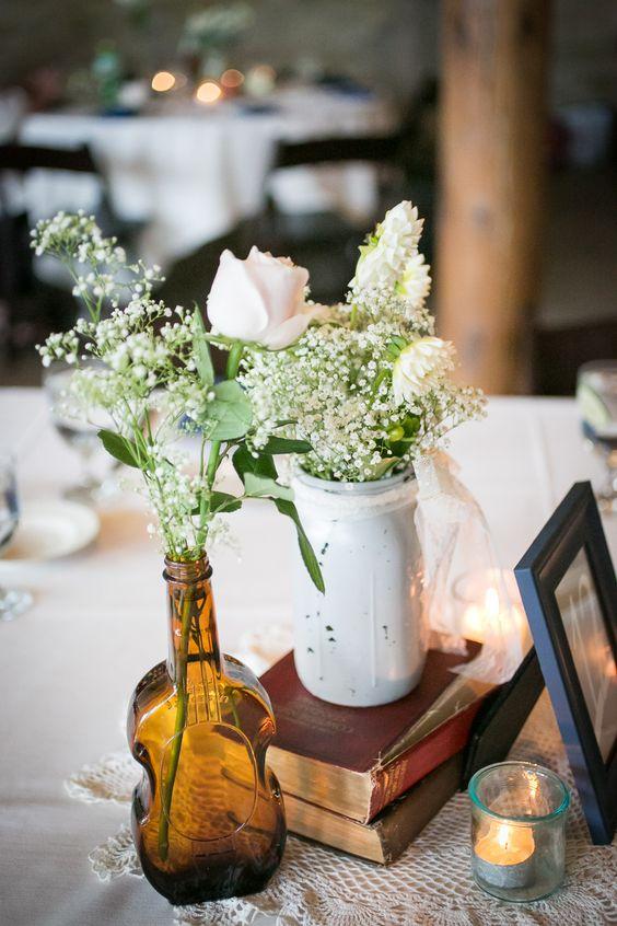 Read More: http://www.stylemepretty.com/2014/04/24/diy-filled-milwaukee-wedding/
