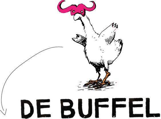 buffelkiekmetlettersenpijl