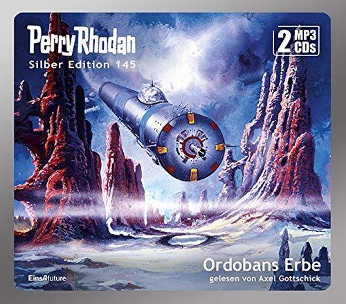 Perry Rhodan Silber Edition Mp3 Cds 145 Ordobans Erbe Silber Edition Perry Rhodan