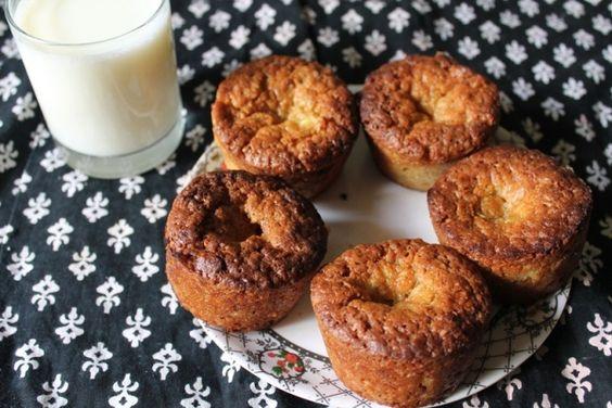 YUMMY TUMMY: Banana Corn Flakes Muffins / Corn Flakes Muffins