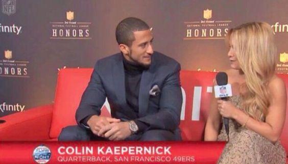 Colin Kaepernick NFL Honors