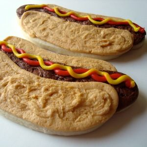 Seasonal Summer Cookies Hotdog Jpg Cookie Designs Sweet Tooth Butter Cookies