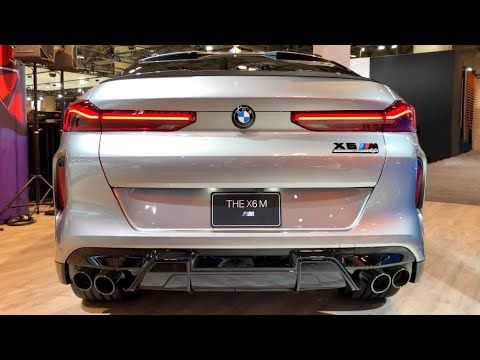2020 Bmw X6m Competition 617hp Donington Grey Metallic In Depth Video Walk Around Youtube In 2020 Bmw Competition Bmw X6