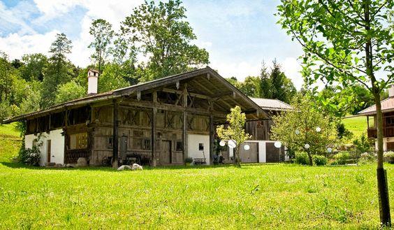 Steinbachhof am Chiemsee - Ferienwohnung! Vielleicht kann man da aber auch Feiern?