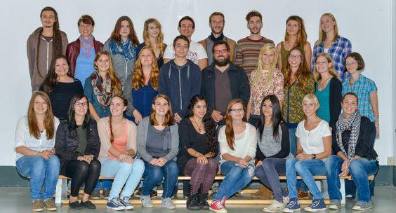Klasse K1B, Schuljahr 2014-2015