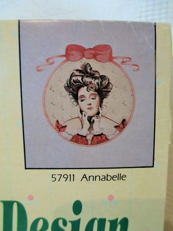 Gibson Girl Iron On, Vintage Plaid #57911 Fabric Transfer, Roaring 20's…