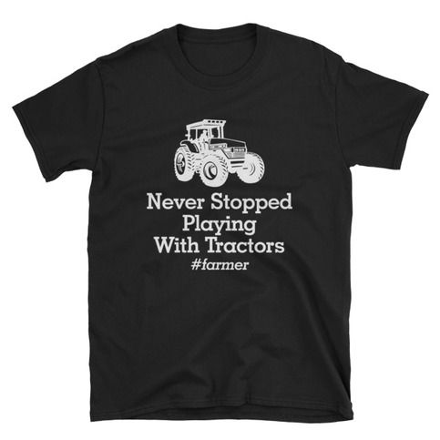 Tractor Driver Farming Funny Farmer Hoodie I/'m Outstanding In My Field
