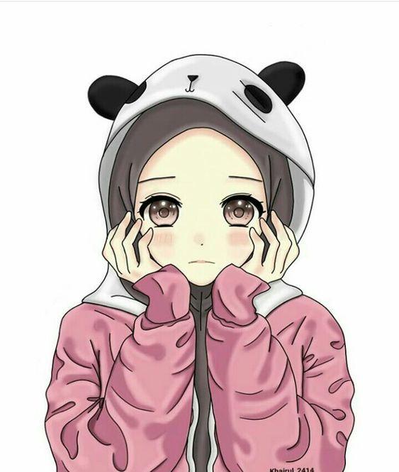 Lihat ide lainnya tentang kartun, seni anime islami wanita cantik dan anggun. 80 gambar kartun muslimah keren