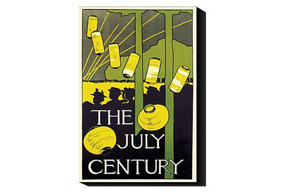 The July Century, 1895 on OneKingsLane.com