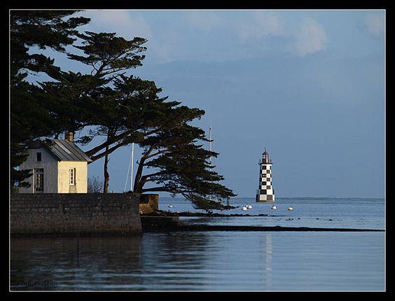 #Bretagne #Finistere #Loctudy © Paul Kerrien  http://toilapol.net