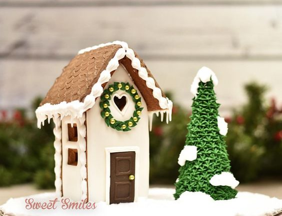 Cute Gingerbread House!