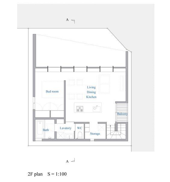 Galería - Casa a Cuadros / Takeshi Shikauchi Architect Office - 18
