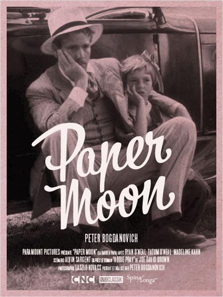 La Barbe à papa (Paper Moon) Peter Bogdanovich - 1973 (1H42)