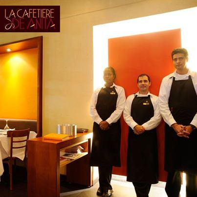 En #LaCafetiere el buen servicio es nuestra prioridad, nuestros #comensales siempre tendrán la mejor atención #FelizSemana