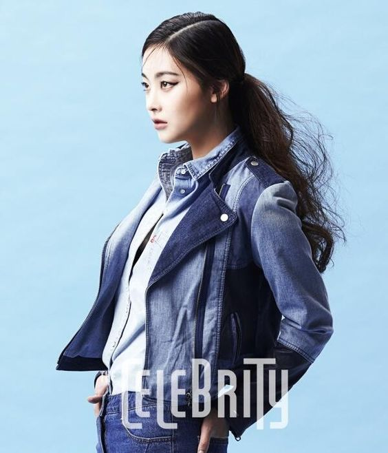 Oh Yeon Seo The Celebrity Korea Magazine May Issue '14
