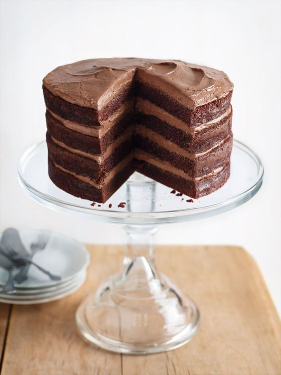 Chocolate Layer Cake Donna Hay
