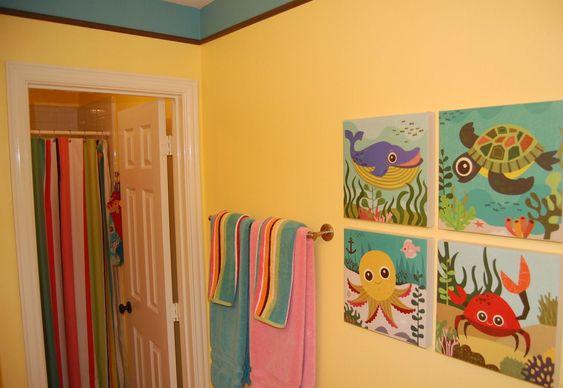bathroom-charming-image-of-unisex-kid-bathroom-decoration-ideas-using-light-yellow-bathroom-wall-paint-including-stainless-steel-bathroom-awesome-pretty-and-good-looking-of-unisex-kids-bathroom-ideas.jpg (1545×1064)