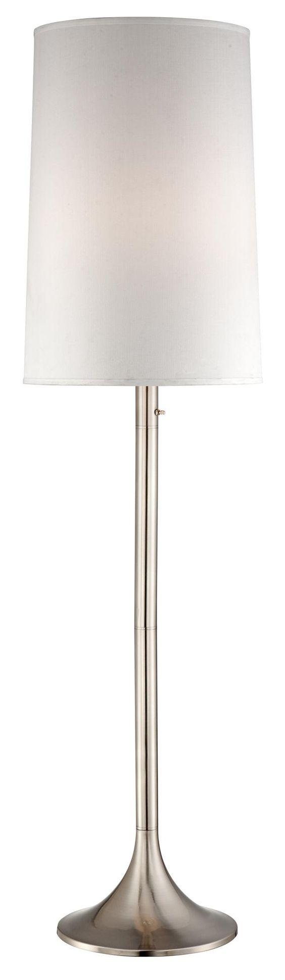 possini euro design light blaster trumpet floor lamp. Black Bedroom Furniture Sets. Home Design Ideas