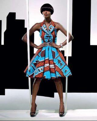 Black & Ugly Clothing: African Fashion Powerhouse: Vlisco