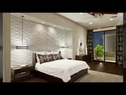 Houzz Interior Pvc Wall Panelling Design Master Bedrooms Decor Modern Bedroom Design Contemporary Bedroom