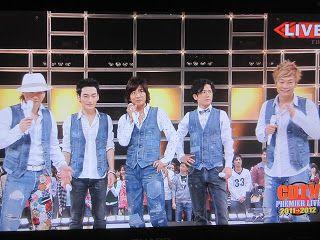 CDTV Countdown 2011-2012